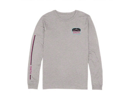 CORNICE LONG SLEEVE T-SHIRT