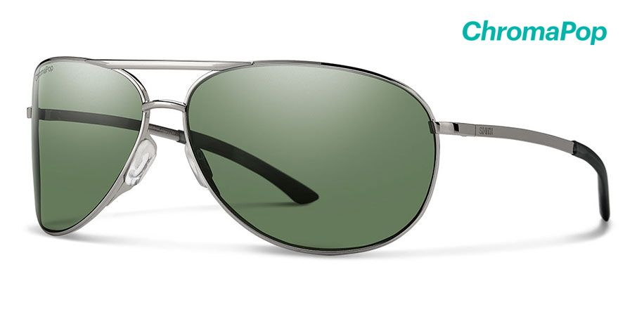 GunmetalChromaPop Polarized Gray Green