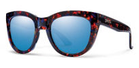 Flecked Blue TortoiseBlue Flash Mirror
