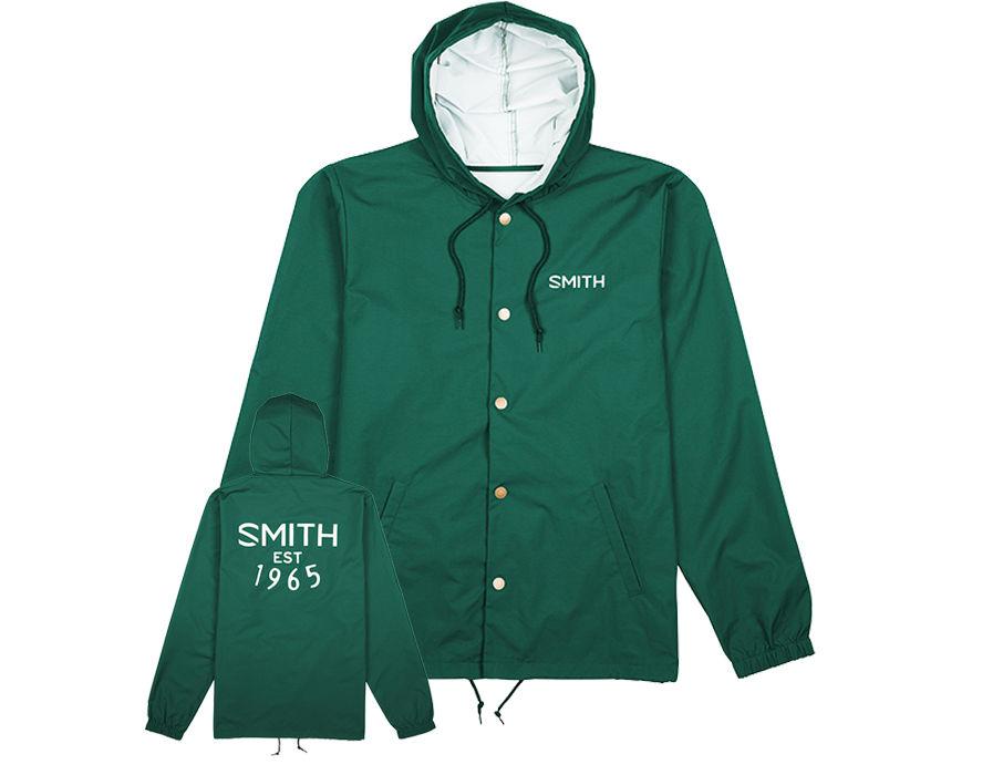 Hooded Coach's Jacket
